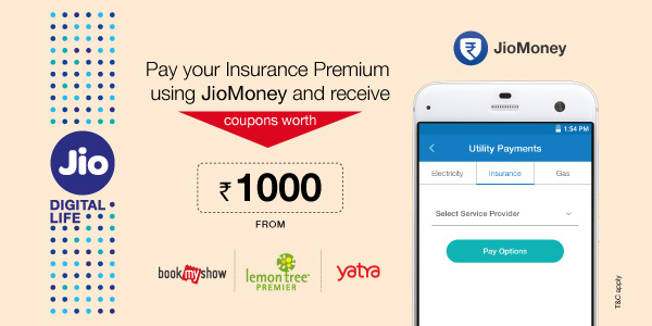 Insurance Premium Payment Offer